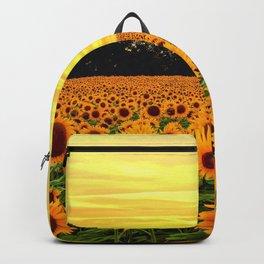 Sunflowers Backpack
