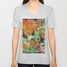 Big cloud collider Unisex V-Neck