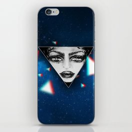 dimensional snap iPhone Skin
