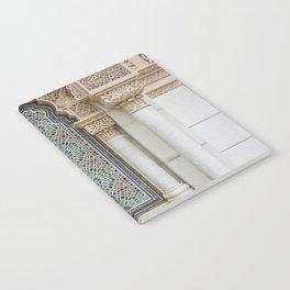 Moroccan Fountain Notebook
