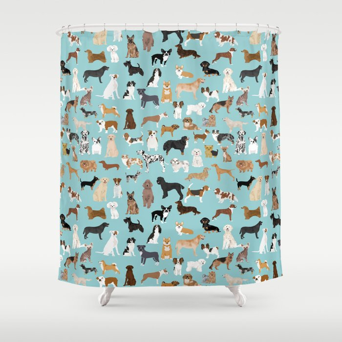 Cats And Dogs Bathroom Accessories