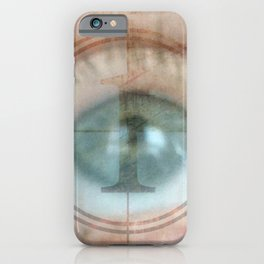 Why Eye Am What IAm iPhone Case
