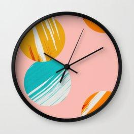 yvonne Wall Clock