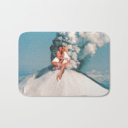 Eruptions 2 Bath Mat