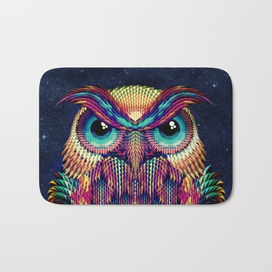 OWL 2 Bath Mat