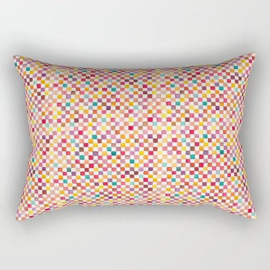 Klee Pattern Rectangular Pillow