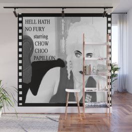 Hell Hath No Fury Wall Mural