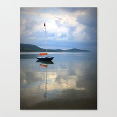 sailing boat Canvas Print