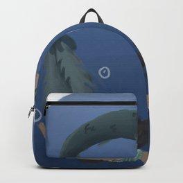 Mermaids and Mersharks Backpack