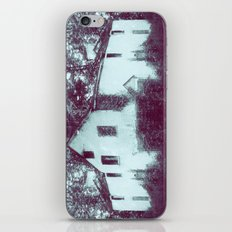 House of Leaves iPhone & iPod Skin