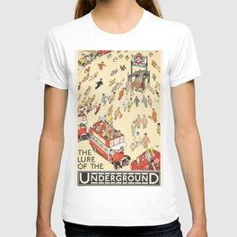 London Underground Vintage T-shirt