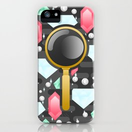 Hidden Gems iPhone Case