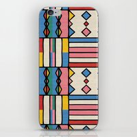 journey iPhone & iPod Skins featuring journey by spinL