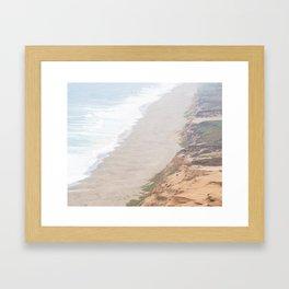Point Reyes National Seashore Framed Art Print