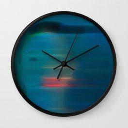 Pixel Push Series: Bridget 2 Wall Clock
