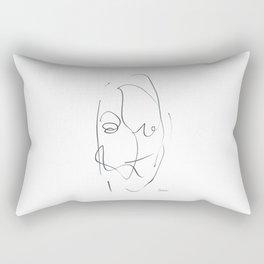 Demeter Moji d9 5-1 w Rectangular Pillow