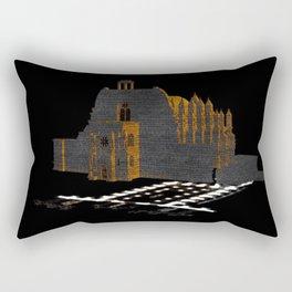 Rosslyn Chapel Rectangular Pillow