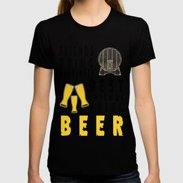 bring happiness - I love beer T-shirt