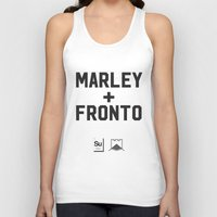 marley Tank Tops featuring Marley + Fronto by Elements of Surprise