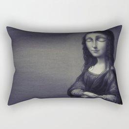 Gioconda Rectangular Pillow