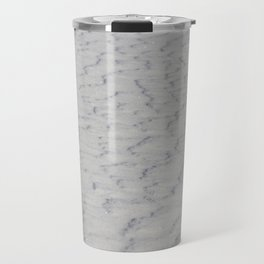 wavy snowy surface Travel Mug