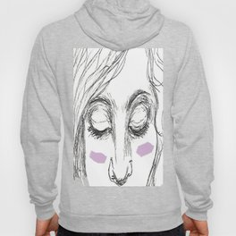 The Age of Recovery Warpaint Girl Hoody