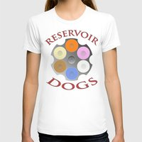 reservoir dogs T-shirts featuring Reservoir Dogs, Tarantino, Illustration by pathos_design