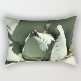 Agave Center Rectangular Pillow