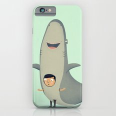 Be yourself or be a shark if yourself is a shark. iPhone 6s Slim Case