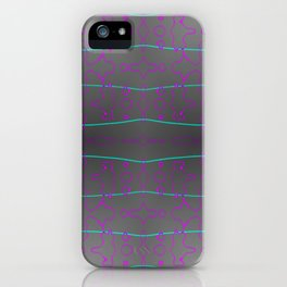 Lines of life ... iPhone Case