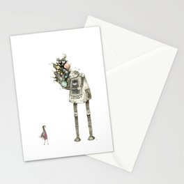 You asked me for space Stationery Cards