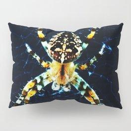 European Garden Spider Pillow Sham