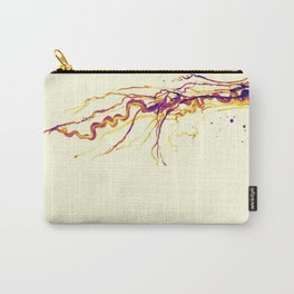 Electric Jelly Carry-All Pouch