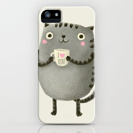 I♥you iPhone Case