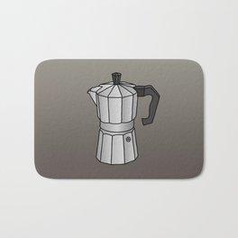 Espresso coffee maker Bath Mat