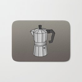 Espresso coffee maker Bath Mat