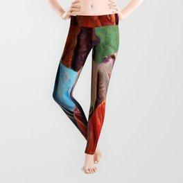 Pashmina Shawls Leggings