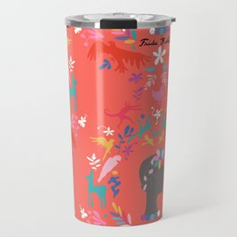 Frida Cameo in Tamale Travel Mug