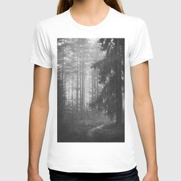 The Forest (Black and White) T-shirt