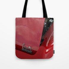 1966 Chevy Corvette Stingray Tote Bag
