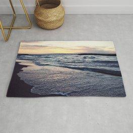 Lake Erie Sunset Rug
