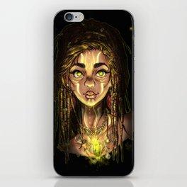 Fireflies iPhone Skin
