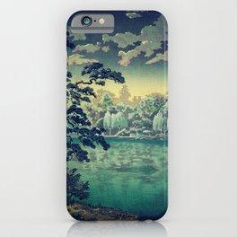 At Yasa Bay iPhone Case