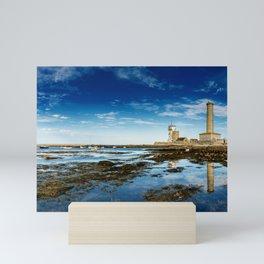 Eckmuehl Lighthouse Mini Art Print