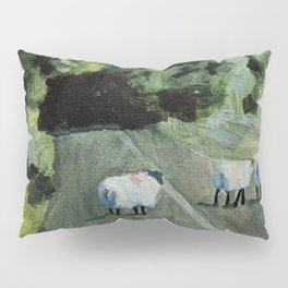 Connemara Sheep Pillow Sham