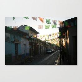 Chiapas 2 Canvas Print