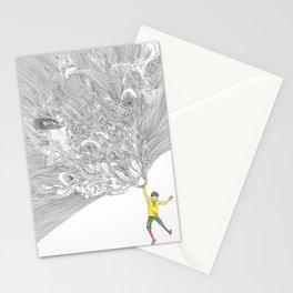 kaibutsu-kun Stationery Cards