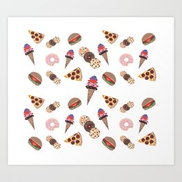 Some Of My Favorite Things Art Print