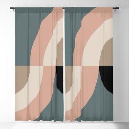 Contemporary Composition 33 Blackout Curtain