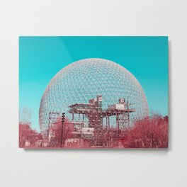 Surreal Montreal 6 Metal Print